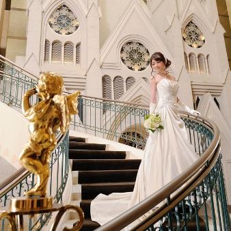 ホテルエミシア札幌:◆平日休みのカップル様限定!ドレス試着会付◆