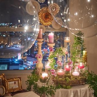 ホテルエミシア札幌:☆絶景W☆宝石のようにキラキラ輝く夜景でスペシャルWを☆