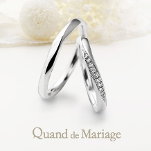 Mariage(マリアージュ):【マリアージュ】 ~ドゥ ブリーズ:暖かい風~ 心地よい風がふたりに幸せを運ぶ