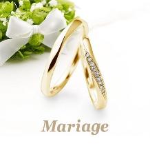 Mariage(マリアージュ)_【マリアージュ】~ドゥ ブリーズ:暖かい風~ YGアレンジ