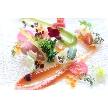 VERDE 辻甚(ヴェルデ つじじん):【月曜日限定特別試食】シェフ厳選素材のオリジナル料理を堪能