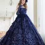 Bridal HIRO(ブライダル ヒロ):【HIRO】上品デザインで他の花嫁様と差をつけるワンランク上のカラードレス