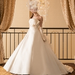Bridal HIRO(ブライダル ヒロ):【HIRO】シンプルだからこそストレートな気持ちが伝わる、渾身の一着。