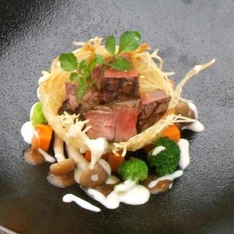 山口グランドホテル:レストランでの【ランチ♪ディナー】×ガーデン体験フェア