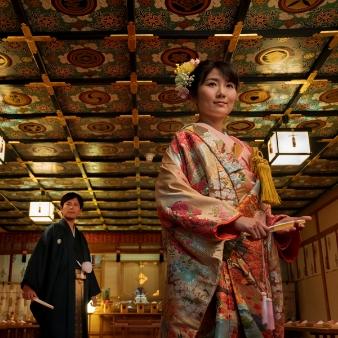 山口グランドホテル:人気上昇中【本格神殿&家族会食】感謝を伝える結婚式相談会