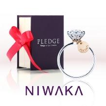 TOMIYA:【プロポーズリング】PLEDGE for WEDDING