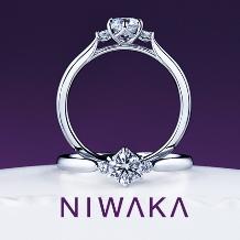 TOMIYA BRIDAL:【NIWAKA】白鈴(しろすず)/トミヤ ブライダルサロン ウエスト