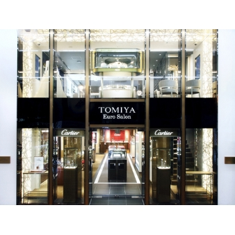 TOMIYA BRIDAL:TOMIYA BRIDAL SALON EAST (Euro Salon 店2F)