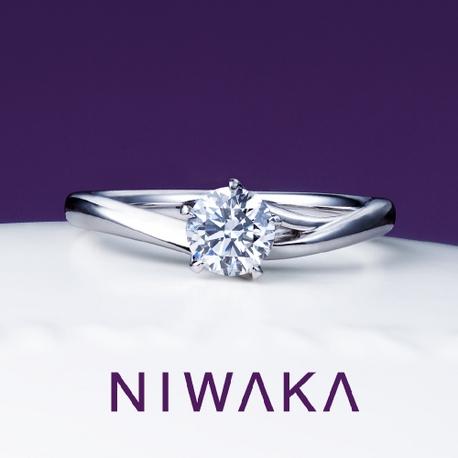 TOMIYA BRIDAL:【NIWAKA】初桜(ういざくら)/トミヤ ブライダルサロン ウエスト