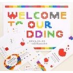 結婚式招待状:デジタルコピー&印刷工房 アヴァン