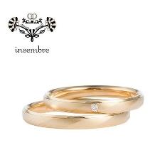 ジュエル森脇:【ジュエル森脇】insembre 幸せな未来へ導く魔法の結婚指輪