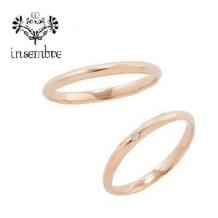 ジュエル森脇_【NEW!!】''insembre''魔法の靴と結婚指輪。
