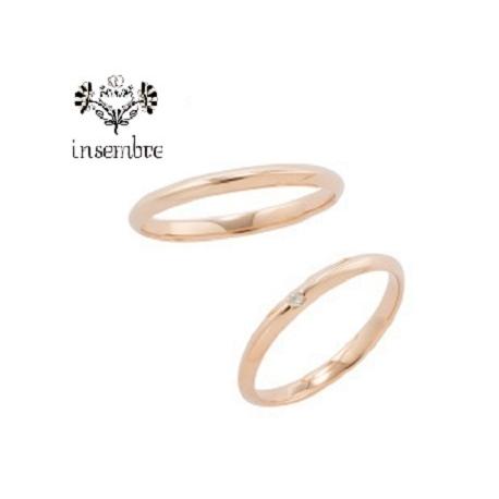 ジュエル森脇:【NEW!!】insembre  魔法の靴と結婚指輪。