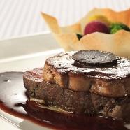 ホテルハマツ:【牛フィレ×フォアグラ】ホテルハマツ美食フェア