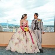 ホテルハマツ:【ドレス試着&ネイルケア体験ができる☆】花嫁気分体験フェア
