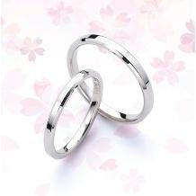 SERRURIA(セルリア)_【さくらダイヤモンド】シンプルなデザインがお好きな方に!