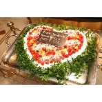 Caspita!Tokyo(カスピタ!東京):ご希望のイメージに仕上げます!パティシエ特製ウェディングケーキ!!