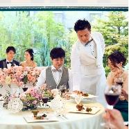 ゲストハウス リッチモンド:《彼も大満足♪》贅沢すぎる!コース料理試食フェア