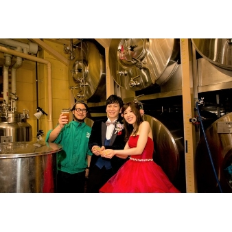 サン・レミ・ド・プロヴァンス(山口地ビール):【新企画!!】山口地ビールブルワー×結婚式工場見学フェア♪