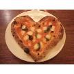 恵比寿 bERGAMO(ベルガモ):ピザもハート型に?!