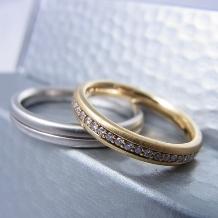 ORECCHIO(オレッキオ):<aman~アマン>結婚指輪 AM‐2312