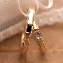 ORECCHIO(オレッキオ):【本誌掲載中】ドルチェ 結婚指輪 CM‐6002L/CM‐6002M
