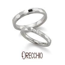 ORECCHIO(オレッキオ)_<aman~アマン>結婚指輪 AM-2315/AM-2316