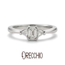 ORECCHIO(オレッキオ)_<aman~アマン>婚約指輪 AE-1306