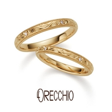 ORECCHIO(オレッキオ)_<monaco~モナコ>結婚指輪 MM-2022/MM-2021