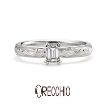 ORECCHIO(オレッキオ)_<monaco~モナコ>婚約指輪 ME-1007