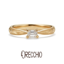 ORECCHIO(オレッキオ)_<monaco~モナコ>婚約指輪 ME-1008