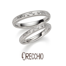 ORECCHIO(オレッキオ)_<monaco~モナコ>結婚指輪 MM-2020/MM-2019