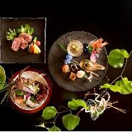 四季彩一力 ブラッサムガーデン:【安心の1組貸切】日本料理マイスター認定の豪華試食付きフェア