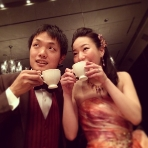 粋 Kyoto Teramachi Dining:幸せいっぱいのコーヒータイム♪