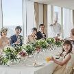 ホテル日航成田:【最短2ヶ月OK★料理ランクアップ特典】家族&少人数婚相談会