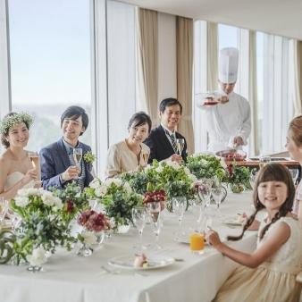 ホテル日航成田:【少人数もおまかせ】家族婚&少人数婚アットホームウエディング