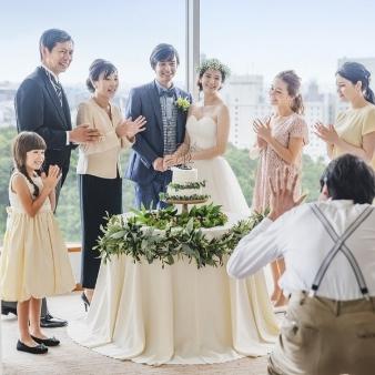 ホテル日航成田:【組数限定】少人数WDは12月迄料理ランクアップ特典付相談会