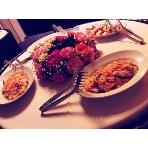 Restaurant&Cafe MOULiN:ビュッフェのお料理☆