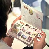 プリントスタジオ アーチ 東急ハンズ札幌店:待ち時間にもゲストがワクワク♪ペーパーアイテムはこの1冊でOK!