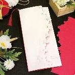 結婚式席次表・席札:プリントスタジオ アーチ 東急ハンズ札幌店