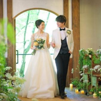 森の邸宅 彩音:平日限定【初めてのブライダルフェア】賢く挙げる結婚式相談会