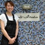 HAIR&ESTHE Freedom(フリーダン) 熊本店のエステティシャンイメージ