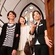 迎賓館ヴィクトリア小松:【初めての見学も安心】教会挙式体験×ご試食×お見積り相談会