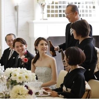 迎賓館ヴィクトリア福井:【6名から挙式・食事会OK】感謝を伝える家族婚&少人数婚相談