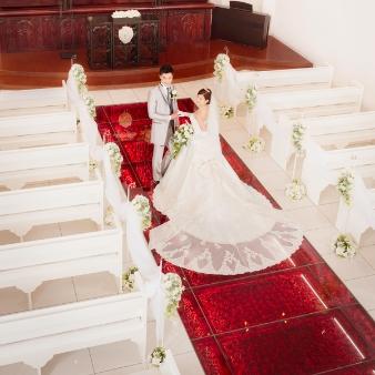 ROSA FELICE(ローザフェリーチェ):要予約◆衣装試着でひと足早くプリンス&プリンセス体験+試食付