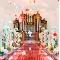 ROSA FELICE(ローザフェリーチェ):【Wドレスが映えるチャペル】バラのバージンロード体験フェア