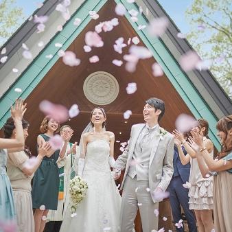 ホテルエピナール那須/那須高原 森のチャペル:【無料試食付】サマーブライダルフェア