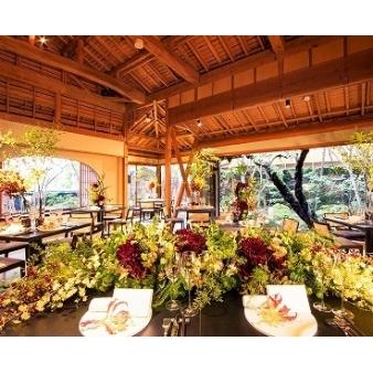 THE MARCUS SQUARE アゴーラ福岡山の上ホテル&スパ:【JCB5千付】庭園付新会場見学!シェフ特製コース料理で美食体験