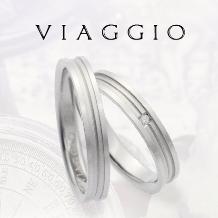 garden(ガーデン):パラジウムで作る鍛造製法のリング軽くて丈夫なシンプルブランド『VIAGGIO』
