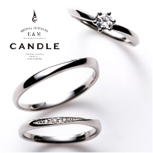 garden(ガーデン):キャンドルのあたたかな灯「ぬくもり」をイメージしたブランド・CANDLE